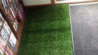 Pet Park and Larger Indoor Pee Pads for Small or Large Dogs