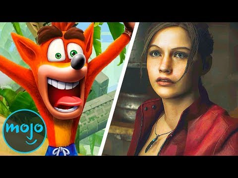 Top 10 Best Video Game Remakes