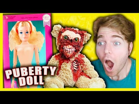 PLAYING WITH CREEPY TOYS 2