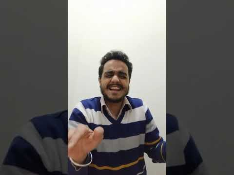 Delhi Punjabi guy audition video