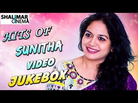 Sunitha ( Singer ) All Time Best Hit Video Songs Jukebox