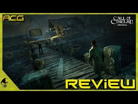 "Call of Cthulhu Review ""Buy, Wait for Sale, Rent, Never Touch?"" - YouTube video thumbnail"