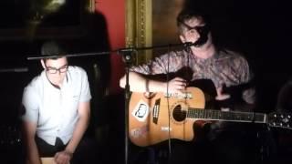 Jordan Allen (Acoustic) - Holding Fast - Live @ Blackburn Museum - 3-12-2015
