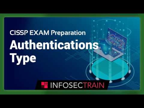 Free CISSP Training Video   Authentications type   Infosectrain ...