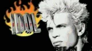 billy idol - Catch My Fall - Greatest Hits