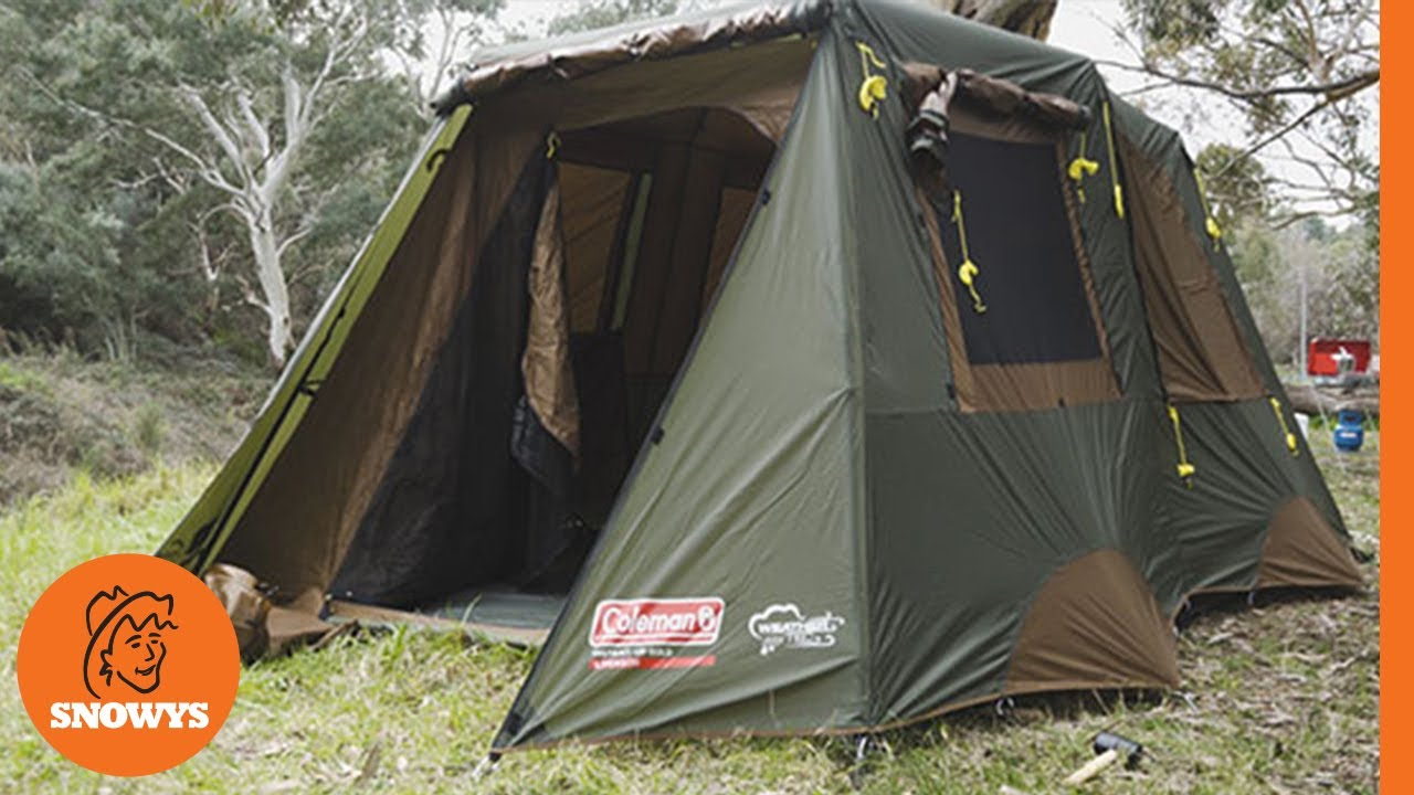 Instant Up Gold 8P Tent