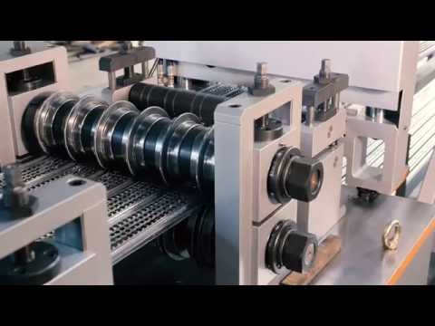 Rib Mesh Production Line