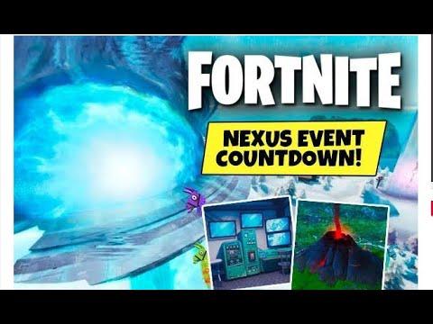 DOWNLOAD: NEW Fortnite Nexus Unvaulting Event Countdown