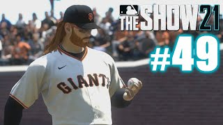 GOING FOR TWO STRAIGHT PERFECT GAMES! | MLB The Show 21 | Road to the Show #49