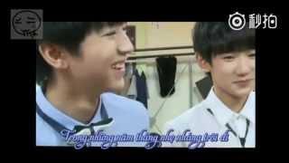 (FMV - Vietsub) Nhà vua và người ăn xin & Teenage dream - Vương Tuấn Khải (Wang JunKai)
