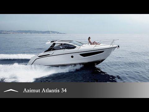 Azimut Atlantis 45 video