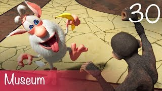 Booba - Museum - Episode 30 - Cartoon for kids
