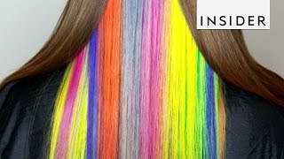 Super Bright Hair Colors