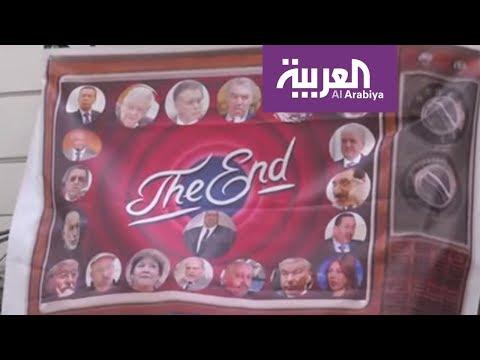 العرب اليوم - شاهد: طلاب الجزائر يدعون إلى إضراب مفتوح لمناسبة عيد العلم