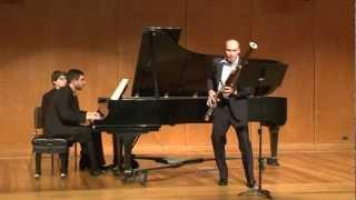 Robert Schumann Fantasiestücke für Fagott und Klavier, op. 73 (1849)