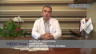 Medicana Beylikdüzü Yrd. Doç. Dr. Cüneyd Sevinç Konu: İdrar Yolları Taş Hastalıkları