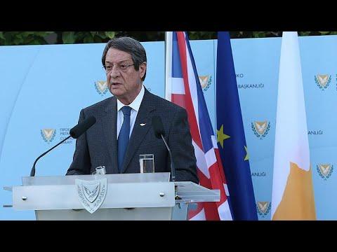 Πρόεδρος Αναστασιάδης: Θρασείς οι αναφορές Τσαβούσογλου παρουσία του Μπορέλ…