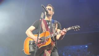 "Eric Church ""Springsteen w ""Born To Run"""" Live @ Barclay's Center"