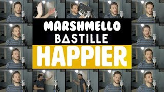 Marshmello ft. Bastille - Happier (HYBRID ACAPELLA)