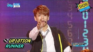 [HOT] UP10TION - RUNNER, 업텐션 - 시작해 Show Music core 20170708