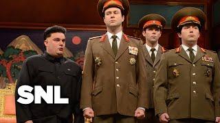 Kim Jong-Un Is Strong - SNL