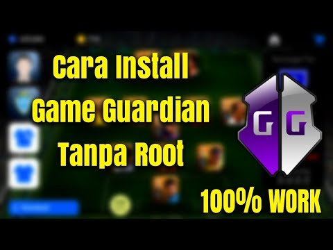 Cara Mudah Install Game Guardian Tanpa Root - Tutorial