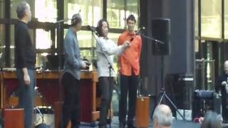 Tambuco performs at World Music Festival: Chicago 2010