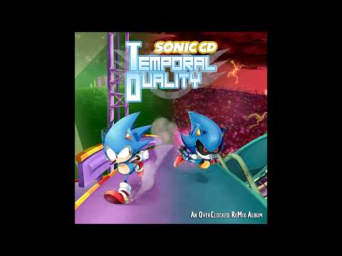 Sonic Cd Temporal Duality 3 03 Undertow to Leatow Tidal