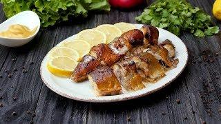 Скумбрия в горчично-соевом соусе - Рецепты от Со Вкусом