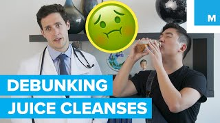 Should You Spend Money On Juice Cleanses? - Sharp Science