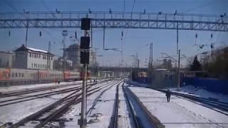 Ростов Главный – Батайск и далее с пассажирским поездом