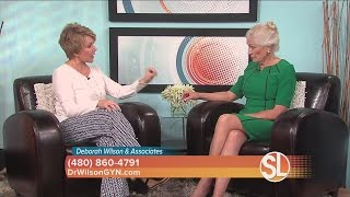 Dr. Deborah Wilson can help get your hormones in balance
