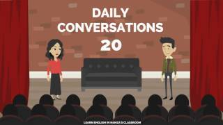 Actions - Daily Life & Work - 20 - English Lessons for Life - Daily English Lessons
