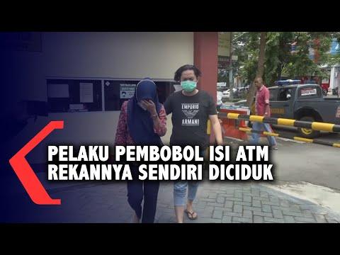 Pegawai Administrasi Rs Di Makassar Bobol Isi Atm Milik Temannya