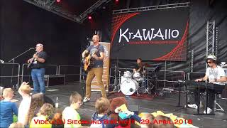 "Enger - 29. April 2018 - ""40. Kirschblütenfest"" mit der Band ""Krawallo"""