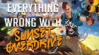 GamingSins:  Everything Wrong with Sunset Overdrive