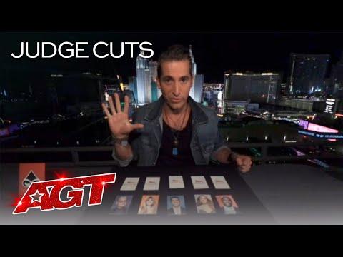 Woah! Mentalist Max Major Reads Simon Cowell's Mind?! – America's Got Talent 2020