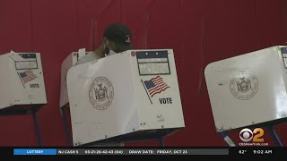 Early Voting Begins In New York