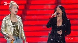 SanremoYoung - Il duetto di Luna Farina e Giusy Ferreri - Volevo te
