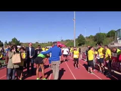 Vídeo llegada de los primeros de 10km