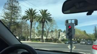 США | Вот она какая Силиконовая (Кремниевая) Долина | Los Altos, Mountain View