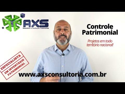 Ativo Fixo - Controle Patrimonial Avaliação Patrimonial Inventario Patrimonial Controle Patrimonial Controle Ativo