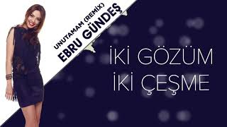 Ebru Gündeş - 11 Unutamam Remix (13,5 Albüm Lyric Video)