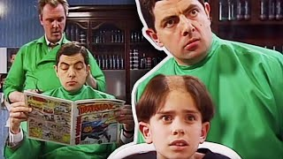 Bean The BARBER 💈| Mr Bean Full Episodes | Mr Bean Official