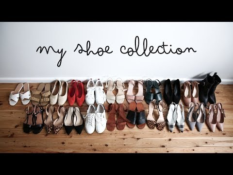 MY SHOE COLLECTION – High Street to Luxury Designer (2018) | Mademoiselle