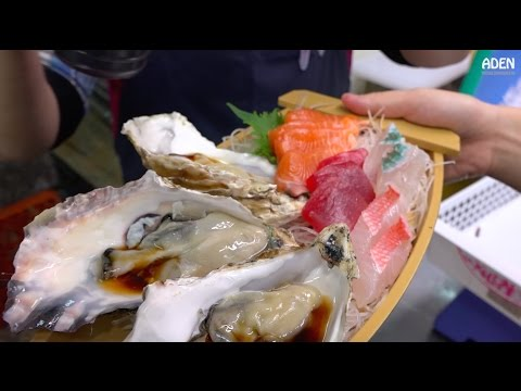 Best Street Food in Japan