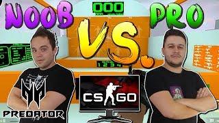 CZY HERCE (Hz) MAJĄ ZNACZENIE W CS:GO? NOOB vs. PRO! Test monitora Acer Predator XB2