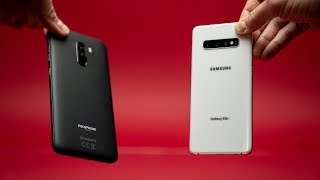 Samsung Galaxy S10 vs Xiaomi Pocophone F1 - Camera Comparison!