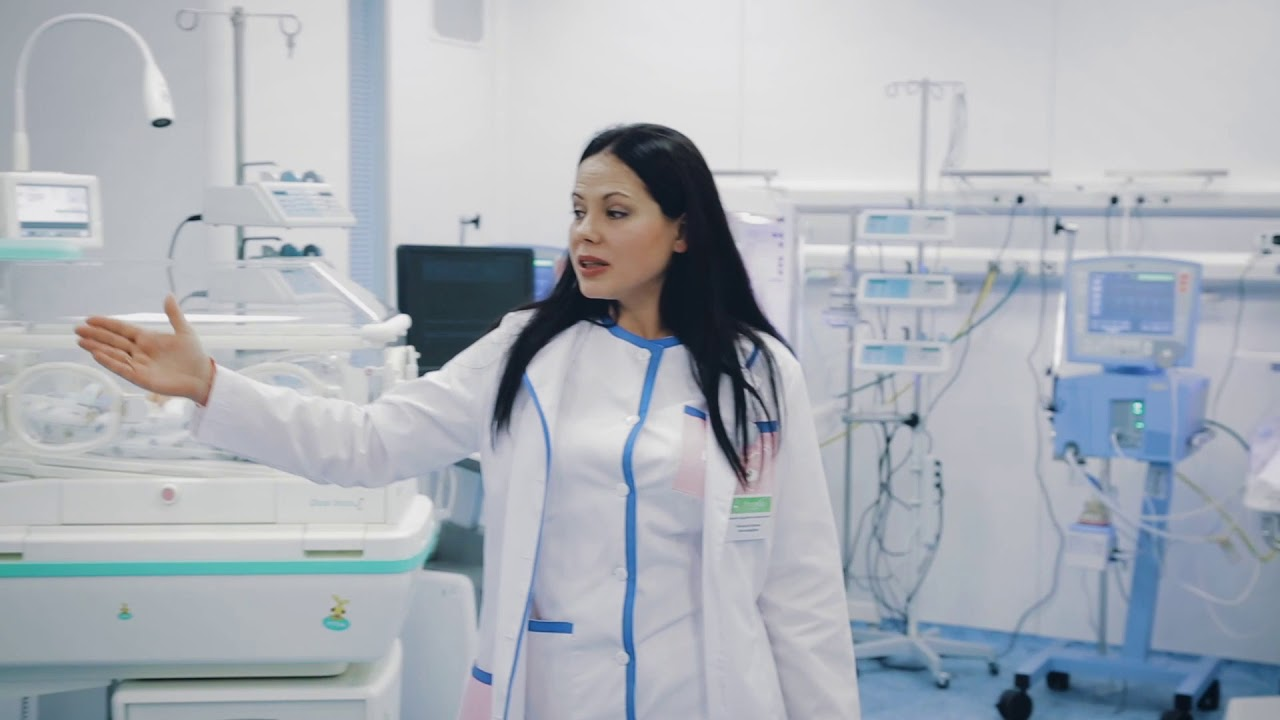 Medical centers and maternity hospitals throughout Ukraine: a selection of sites