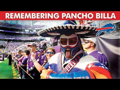 Buffalo Bills biggest fan past away today. Bills created a video to remember him.
